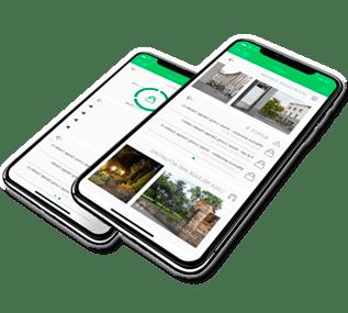 APP alarma smartphone